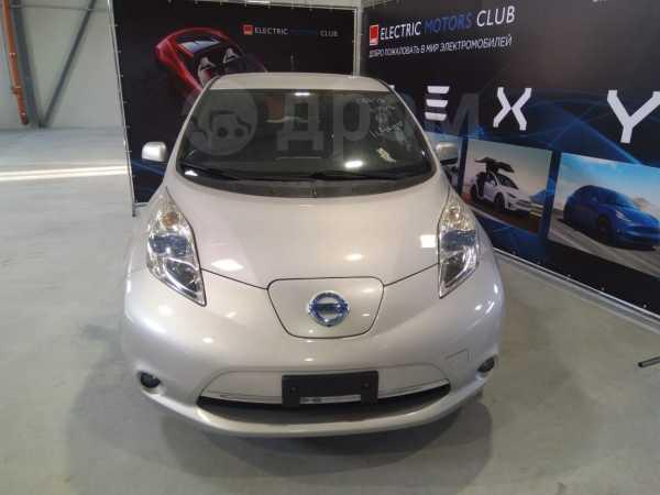 Nissan Leaf, 2013 год, 1 249 000 руб.