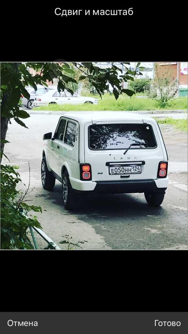 Лада 4x4 Урбан, 2017 год, 700 000 руб.