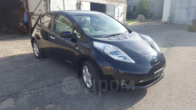 Nissan Leaf, 2011 год, 357 000 руб.