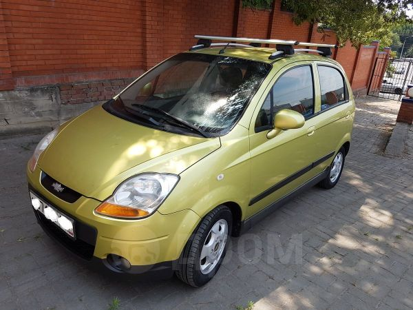 Chevrolet Spark, 2009 год, 249 000 руб.