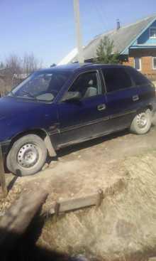 Вожега Opel 1991
