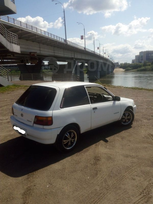 Toyota Starlet, 1993 год, 77 000 руб.