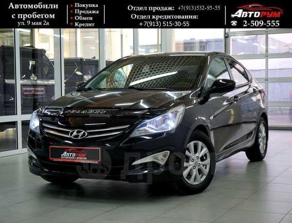 Hyundai Solaris, 2014 год, 607 000 руб.