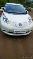 Nissan Leaf, 2012 год, 320 757 руб.
