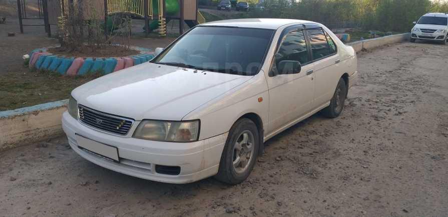 Nissan Bluebird, 2000 год, 100 000 руб.