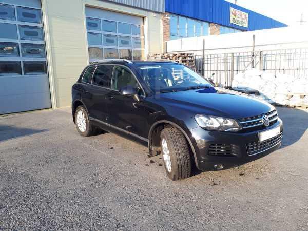 Volkswagen Touareg, 2012 год, 1 240 000 руб.