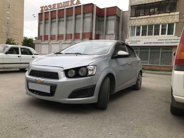 Chevrolet Aveo, 2014 год, 350 000 руб.