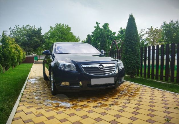 Opel Insignia, 2012 год, 690 000 руб.