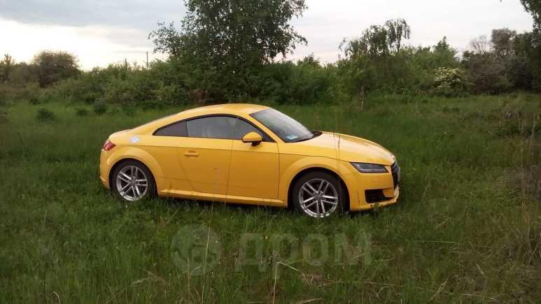 Audi TT, 2016 год, 1 600 000 руб.
