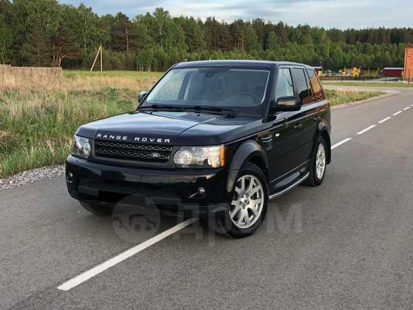 Land Rover Range Rover Sport, 2010 год, 1 240 000 руб.