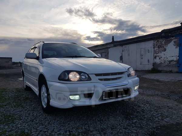 Toyota Caldina, 1999 год, 280 000 руб.
