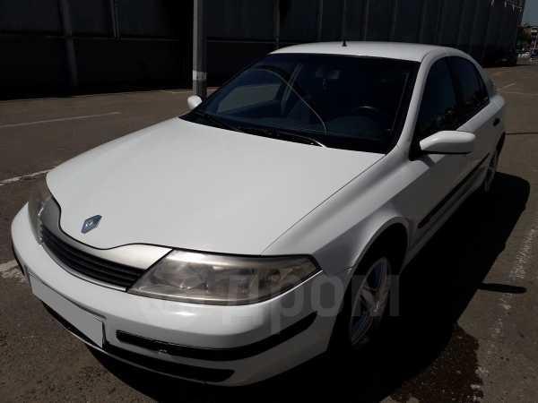 Renault Laguna, 2002 год, 210 000 руб.