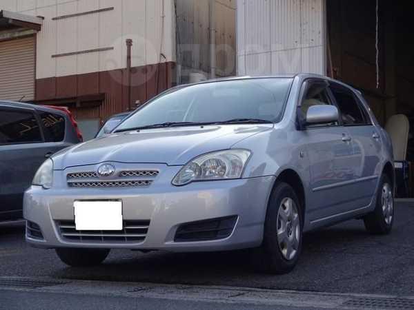 Toyota Allex, 2001 год, 226 000 руб.