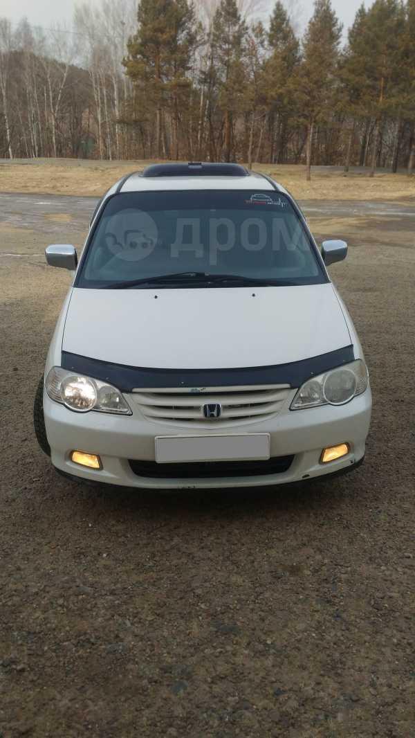 Honda Odyssey, 2000 год, 280 000 руб.