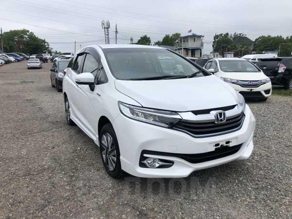 Honda Shuttle, 2017 год, 840 000 руб.