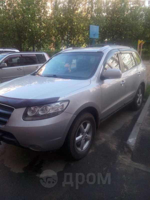 Hyundai Santa Fe, 2008 год, 725 000 руб.