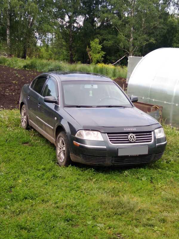 Volkswagen Passat, 2003 год, 280 000 руб.
