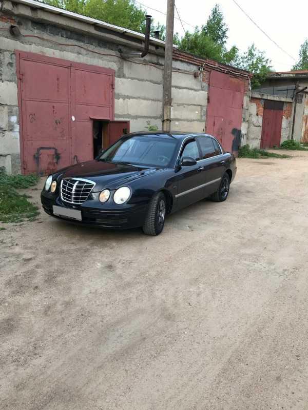 Kia Opirus, 2006 год, 270 000 руб.