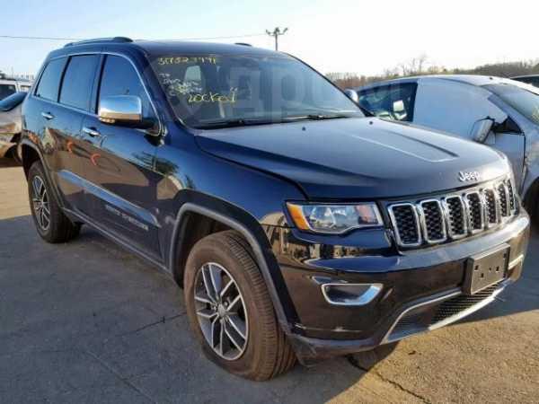 Jeep Grand Cherokee, 2018 год, 2 100 000 руб.