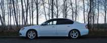 Subaru Legacy B4, 2004 год, 400 000 руб.