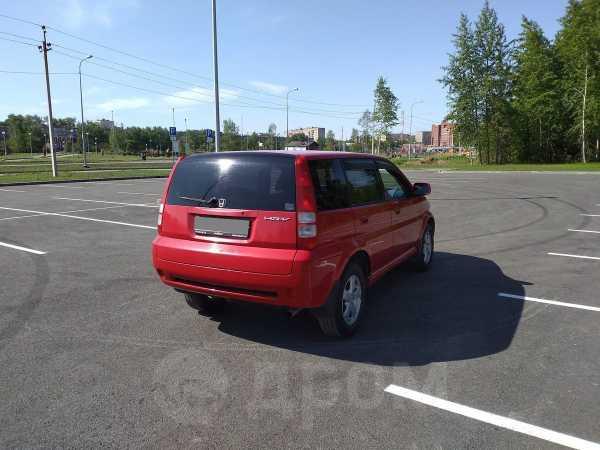 Honda HR-V, 2003 год, 265 000 руб.