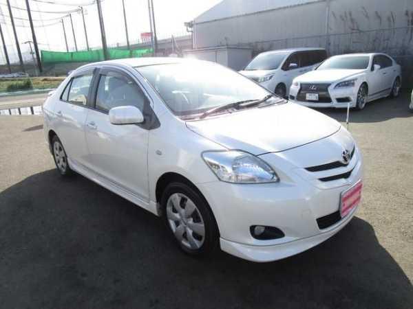 Toyota Belta, 2007 год, 176 000 руб.