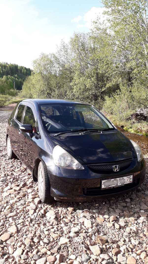 Honda Fit, 2007 год, 300 000 руб.