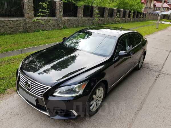 Lexus LS460L, 2014 год, 2 590 000 руб.