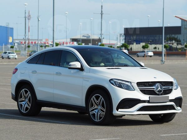 Mercedes-Benz GLE Coupe, 2015 год, 5 000 000 руб.