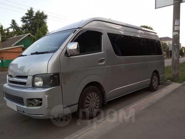Toyota Hiace, 2007 год, 599 550 руб.