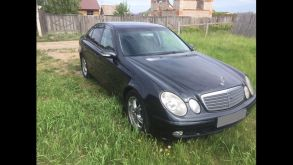 Абакан E-Class 2002
