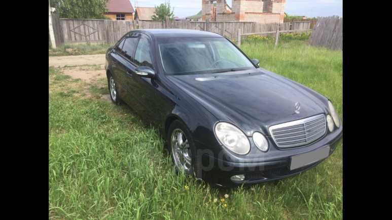 Mercedes-Benz E-Class, 2002 год, 444 000 руб.
