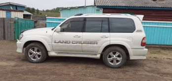 Улан-Удэ Land Cruiser Cygnus