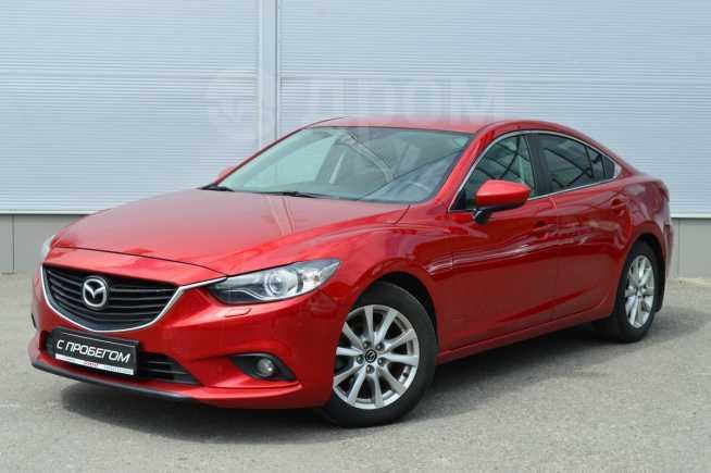 Mazda Mazda6, 2012 год, 790 000 руб.