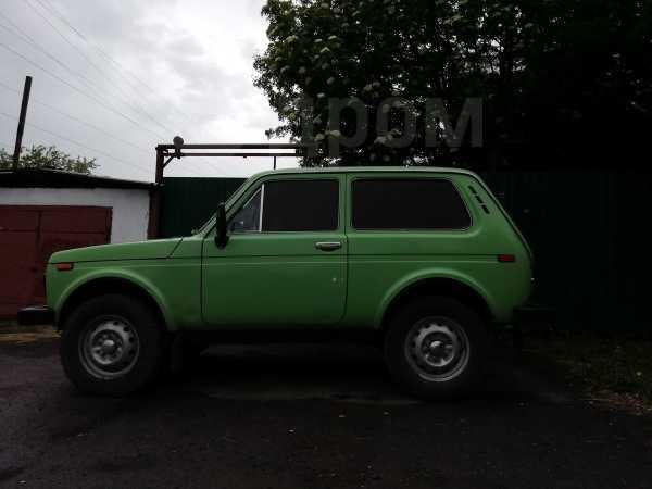 Лада 4x4 2121 Нива, 1984 год, 123 000 руб.