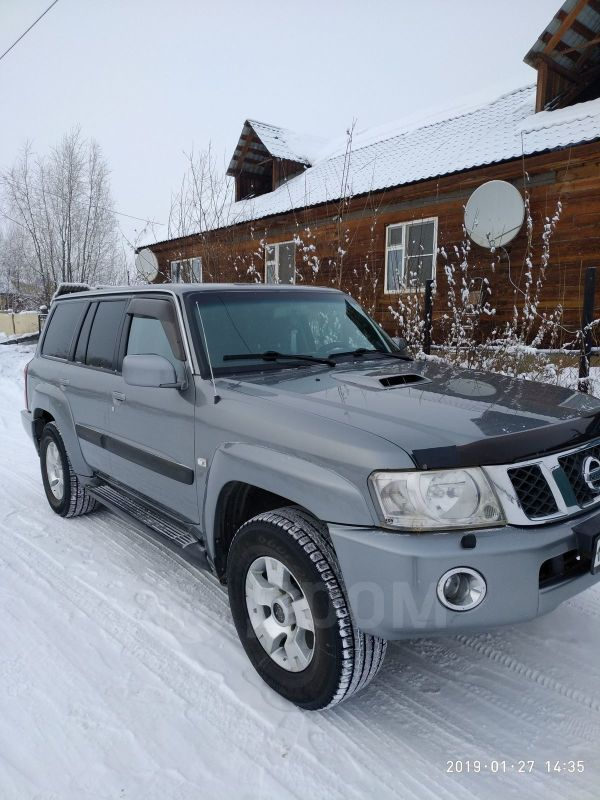 Nissan Patrol, 2006 год, 1 000 000 руб.