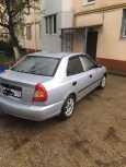 Hyundai Accent, 2004 год, 179 000 руб.