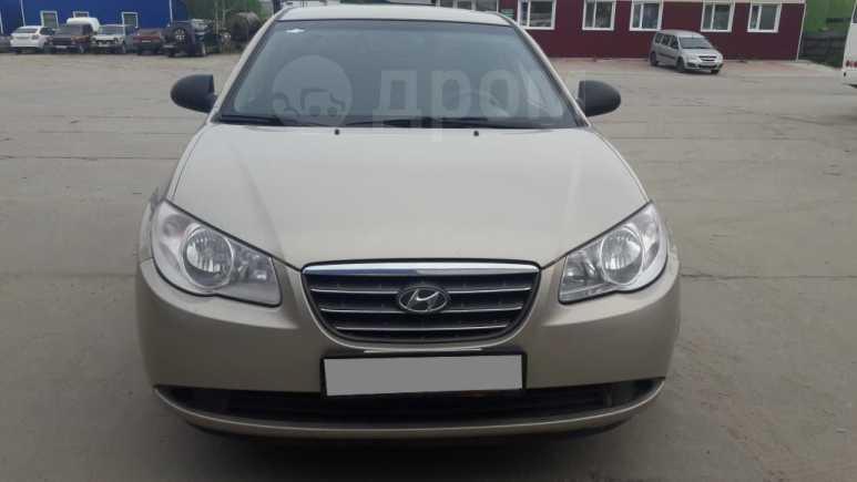 Hyundai Elantra, 2009 год, 345 000 руб.