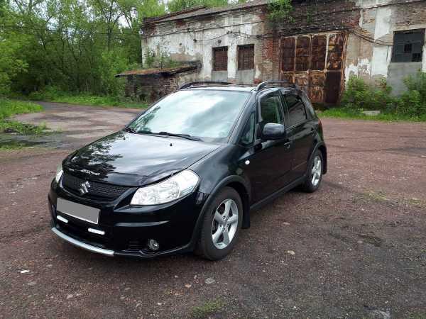 Suzuki SX4, 2010 год, 560 000 руб.