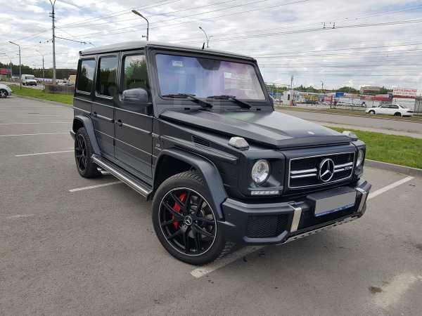 Mercedes-Benz G-Class, 2016 год, 7 777 000 руб.
