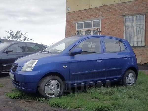 Kia Picanto, 2007 год, 270 000 руб.