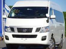Владивосток NV350 Caravan 2014