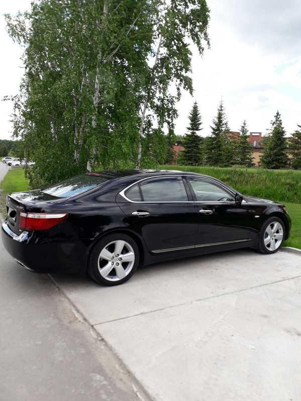 Lexus LS460L, 2008 год, 1 300 000 руб.