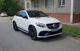 Челябинск GLE Coupe 2017