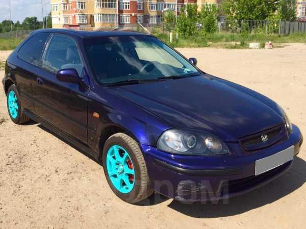 Honda Civic, 1996 год, 200 000 руб.