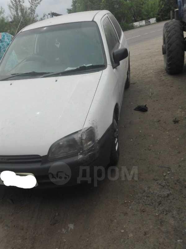 Toyota Starlet, 1996 год, 115 000 руб.