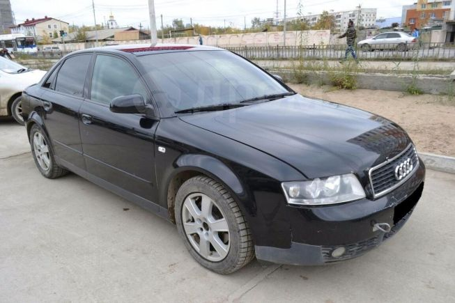 Audi A4, 2002 год, 460 000 руб.