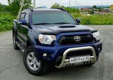 Невельск Toyota Tacoma 2014