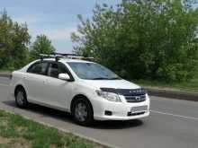 Красноярск Corolla Axio 2007
