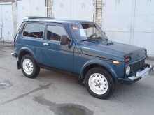 Курган 4x4 2121 Нива 2000